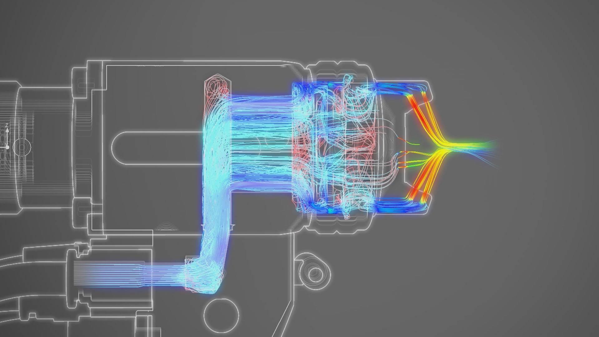 Krautzberger xline Strömungssimulation