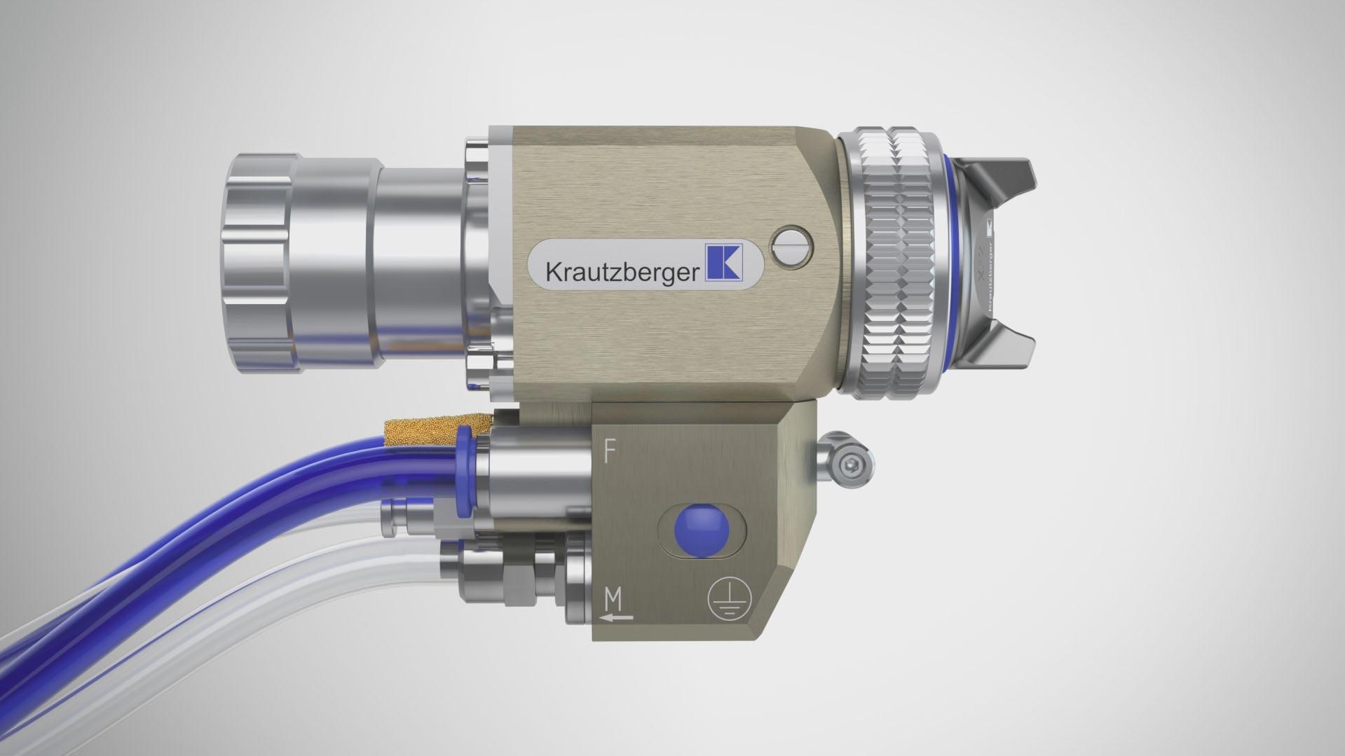 Krautzberger xline Seitenansicht